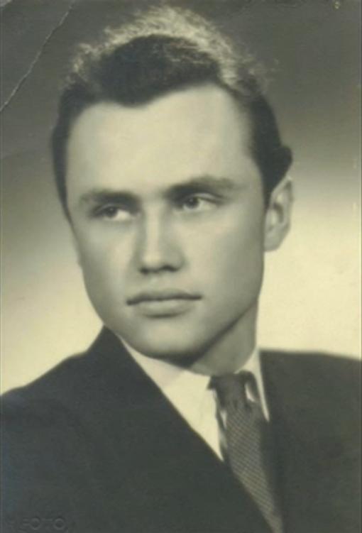 Vlastimil (Aťa) Moravec. Photo from: http://www.ceskatelevize.cz/porady/10350893065-heydrich-konecne-reseni