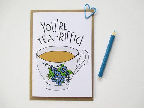 Tea-riffic - iDear