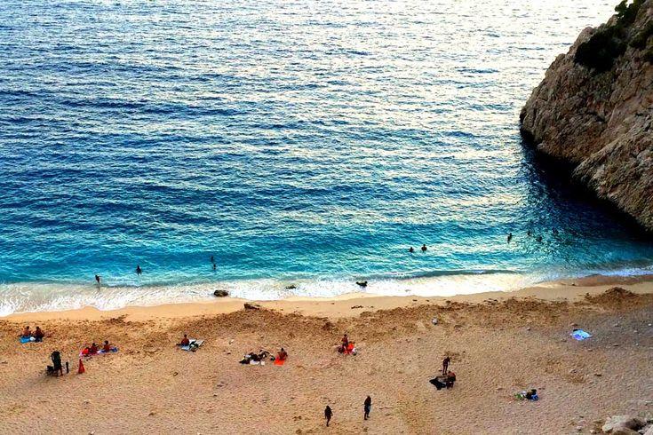 Turquía esconde algunas de las mejores playas de Europa