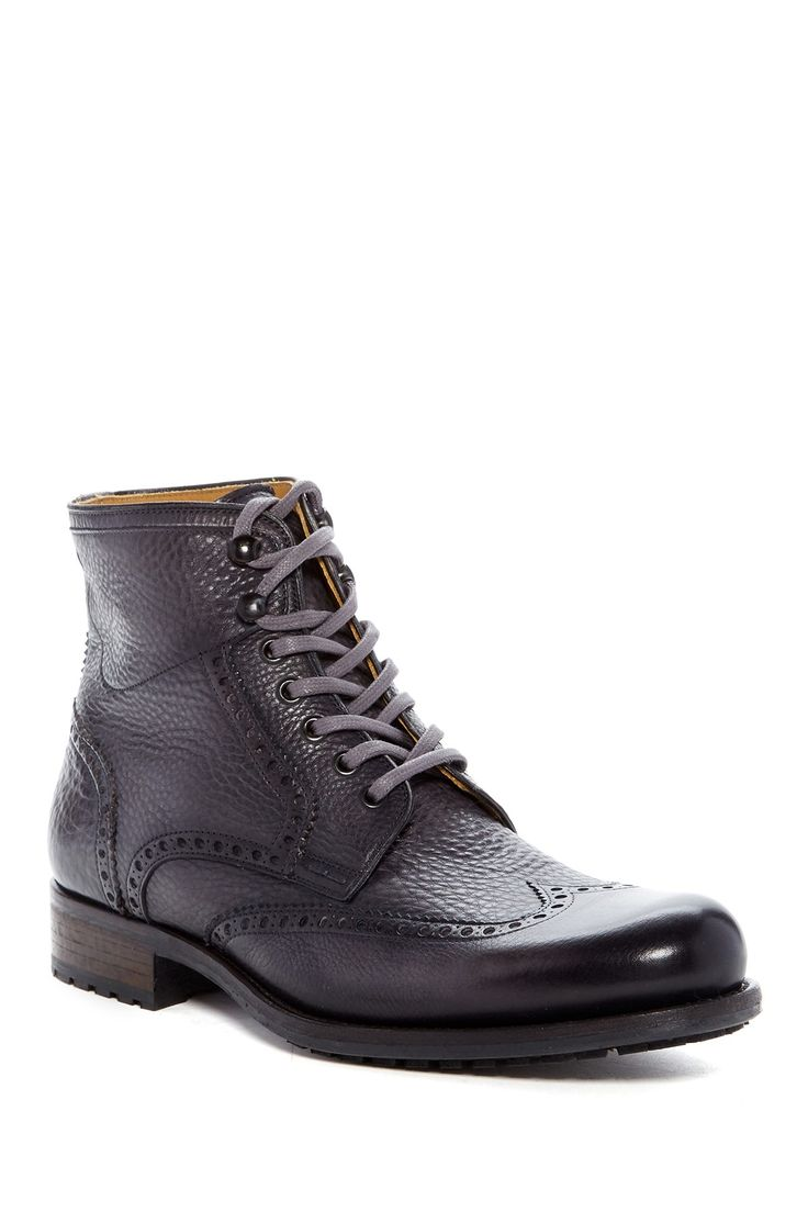 Alava Wingtip Boot by Magnanni on @nordstrom_rack