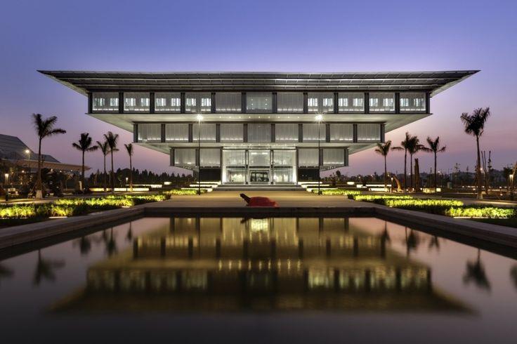 Gmp Architekten musée-Hanoi