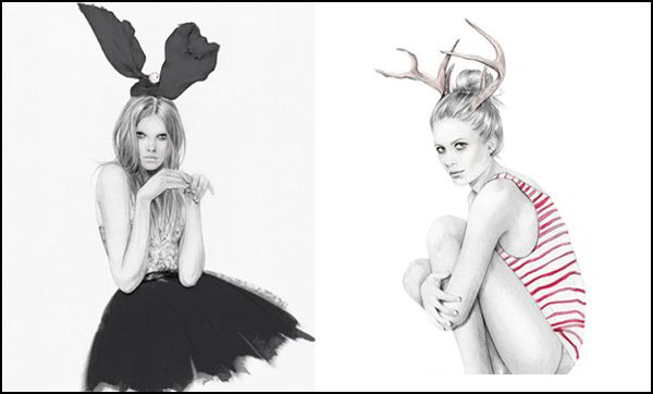 how to learn fashion illustration