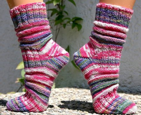 For the third time I knitted this pattern, …
