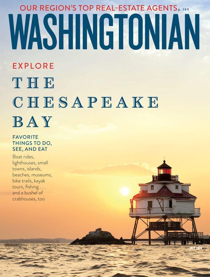 July 2016: Explore the Chesapeake Bay