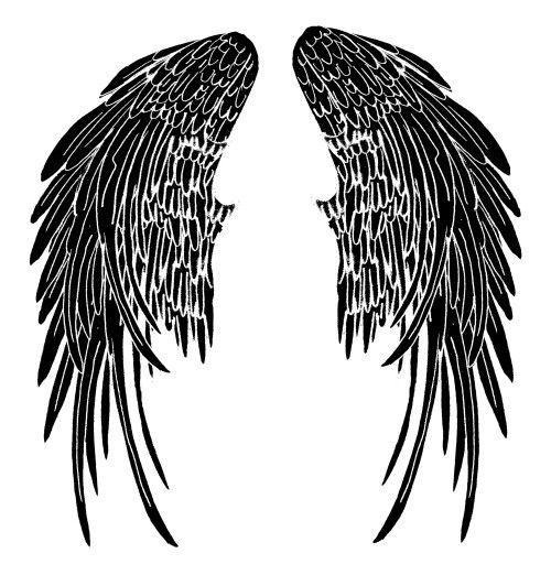 Angel tattoo meanings are mostly associated with Intermediary and Divinity, because of Angels being the divine creature bringing Gods message to humanity.http://tattootats.com/angel-tattoo-meanings/