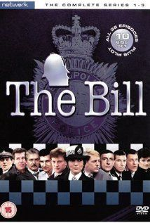 The Bill. Inspiration. Was great until they got a new director :/