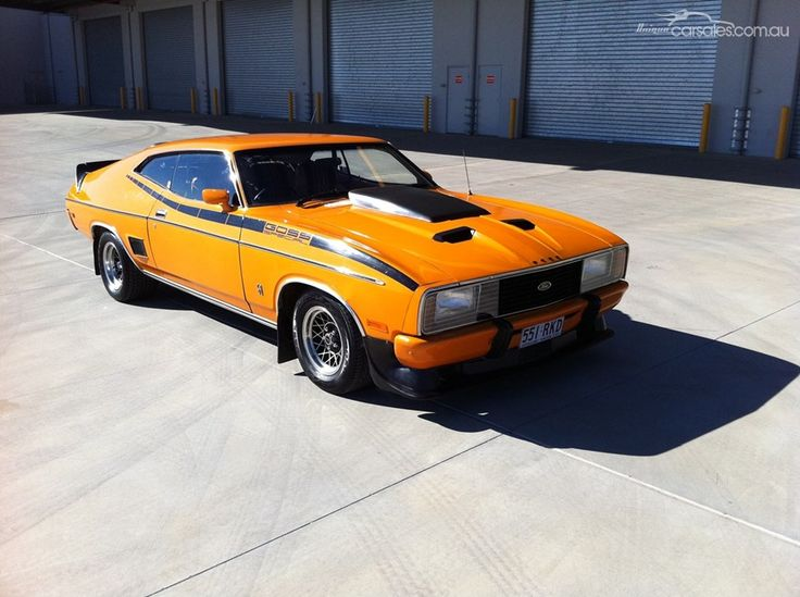 Best Australian Muscle Cars Images On Pinterest Ford Falcon