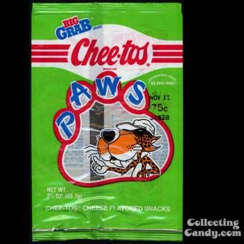 Discontinued Foods from the 90s | List of Bygone 1990s Candy Snacks