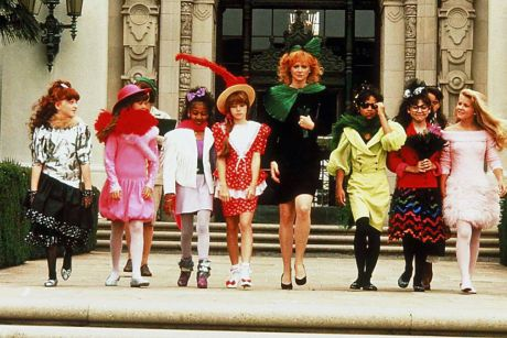 Troop Beverly Hills. enough said.