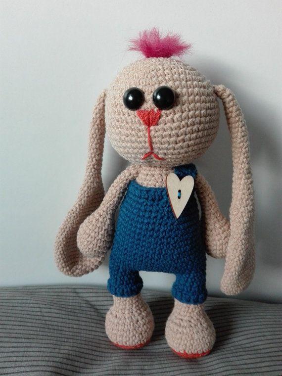 Rabbit Bob by kaizerka on Etsy