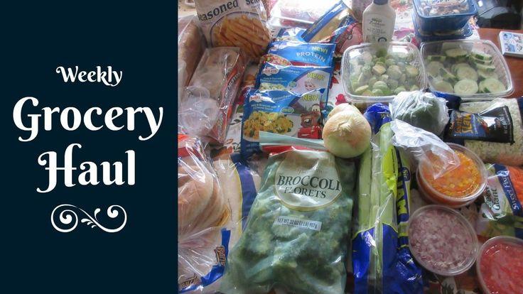 GROCERY HAUL | WEEK OF JAN.  9