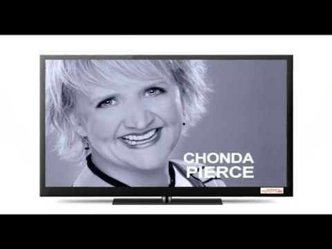 Prepare To Laugh And Learn As Chonda Pierce Takes You On Her Hollywood USO Journeys