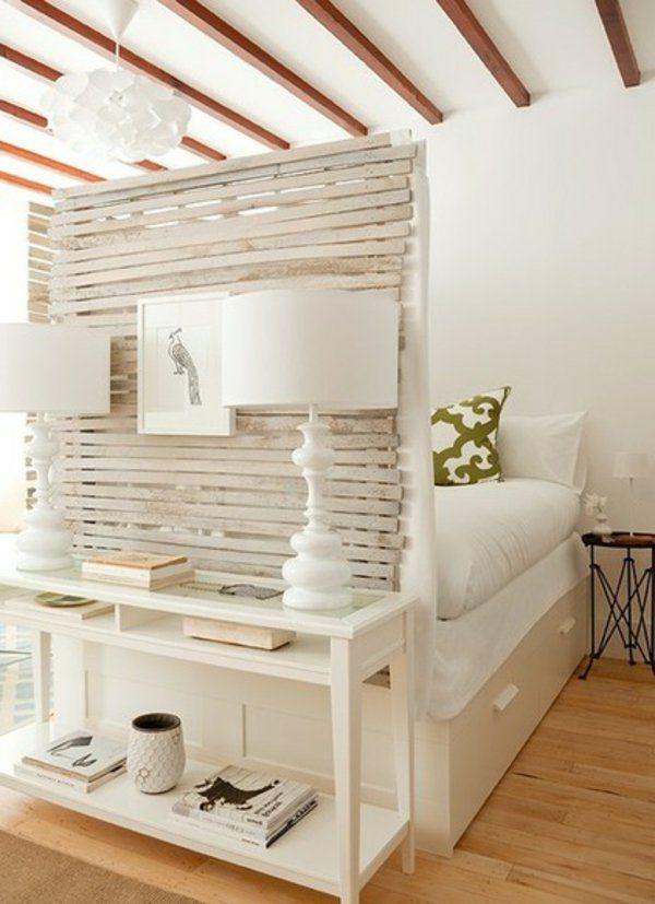 Einzimmerwohnung - kunstvolle Harmonie in einem Brookliner Apartment