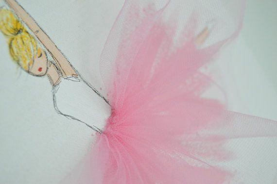 Het Decor van de kwekerij kwekerij Ballerina door ShenasiConcept