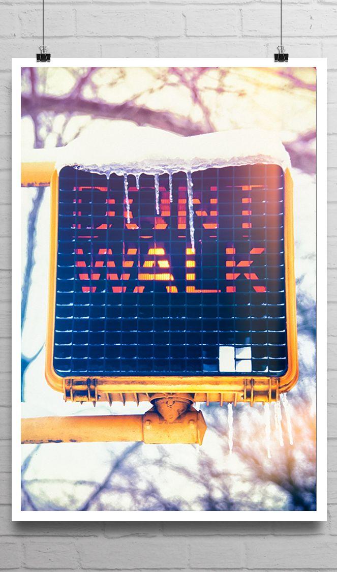 DONT WALK PEDESTRIAN SIGN CENTRAL PARK WINTER   Vintage Don't Walk pedestrian sign with icicles in winter, Central Park,  New York City  #nycphoto #newyorksnow #nycwinter #newyorkcwinter #centralparksnow #dontwalksign #vintagedontwalk #oldschoolnyc #dontwalk #nycphoto; #nyc; #newyorkcity; #newyorkphotography; #streetphoto; #newyorkphoto; #cityphotography;  #urbanphoto; #cityphoto;   ; #cityofnewyork;