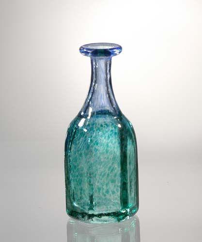 Kosta Boda bottle by Bertil Vallien