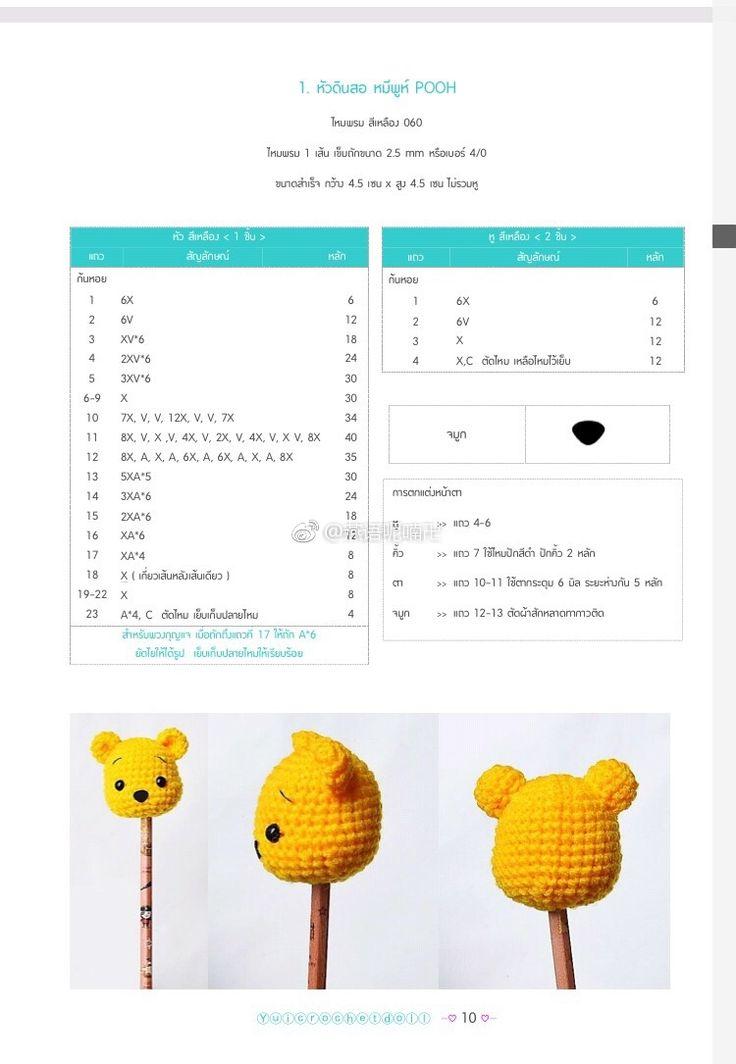 Mejores 12 imágenes de Crochet en Pinterest   Artesanía, Cestas de ...