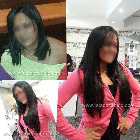 Esta cliente quis manter o seu look natural. A sua escolha: Cabelo Asiático Liso de 60-65 cms.  Um excelente escolha e um excelente resultado, não acha?  Consulte o nosso catálogo de Cabelo Humano Liso solto e em banda e escolha o seu cabelo de sonho.  Loja do Cabelo - o melhor cabelo, o melhor resultado.  #lojadocabelo #hair #hairextensions #longhair #nice #sexyhair #blonde #extensõesdecabelo #cabelo #cabelos #longos