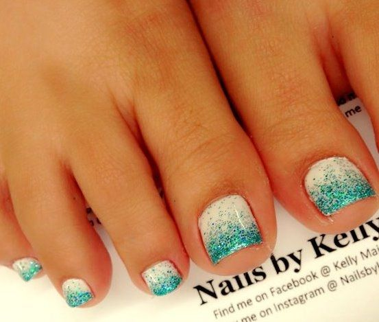 Summer Nail : Toe Nail Art Ideas 2017 - Reny styles