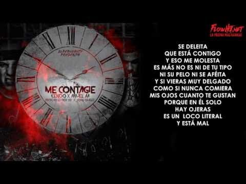 Intocable - Anuel AA [Video Letra Oficial] - YouTube