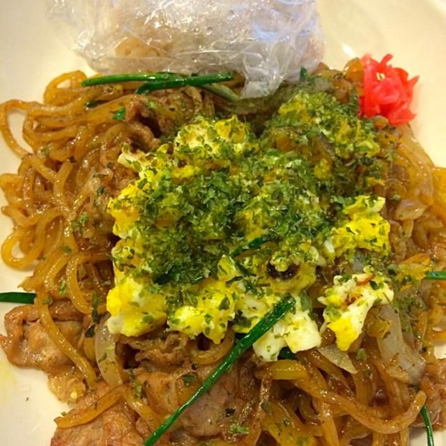 レシピとお料理がひらめくSnapDish - 2件のもぐもぐ - 富士宮焼きそば by erisa