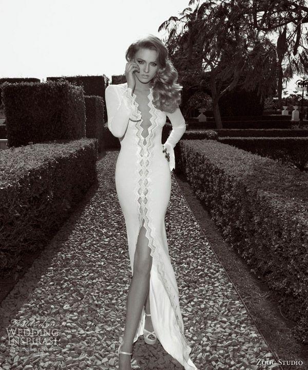 Wedding Dress Bar Refaeli Israeli Fashion Pinterest