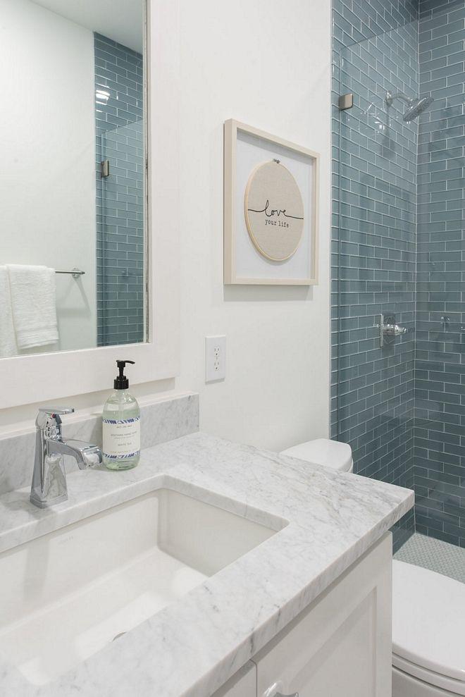 Bianco Carrara Honed Bathroom Countertop Bianco Carrara