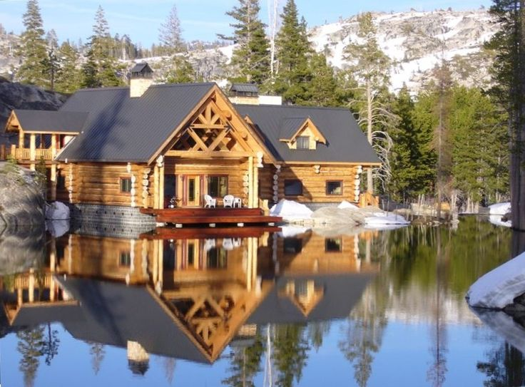 The HideOut Lodge Near Kirkwood - ~When You Want the Very ...