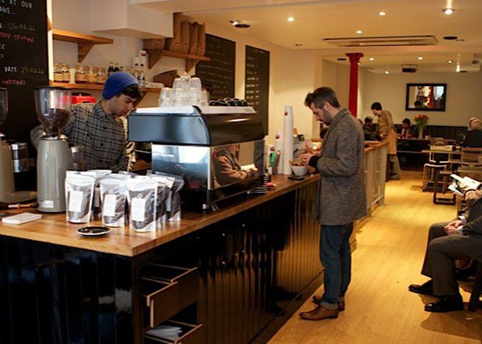 Nude Espresso - Brick Lane, London