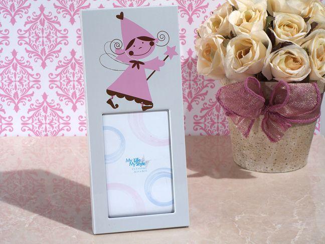 Pretty Pink Princess Photo Frame