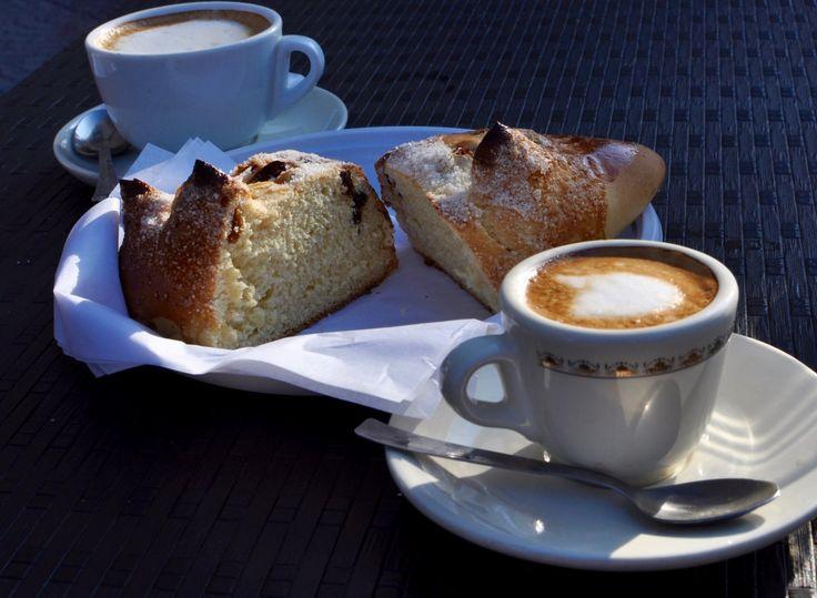 Maritozzo - Breakfast in Siracusa