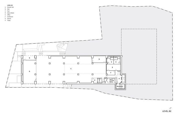 Gallery of Aqua Sports & SPA / COE Architecture International - 25