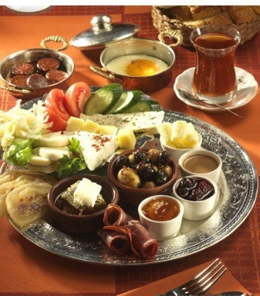turkish breakfast...