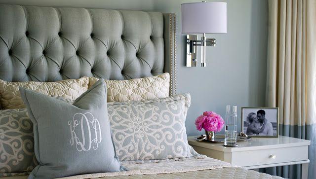 Style Advice - Bed Pillows * Dicas em estilo - Almofadas na Cama