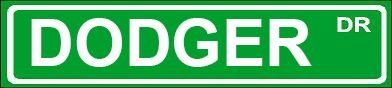 Novelty DODGER street sign 4x18 aluminum wall art man cave garage dcor *** Read more at the image link. (This is an affiliate link and I receive a commission for the sales)