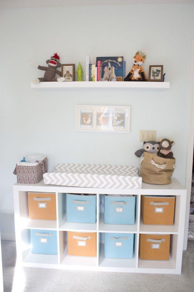 17 mejores im genes sobre kids room inspiration - Ikea estanterias ninos ...