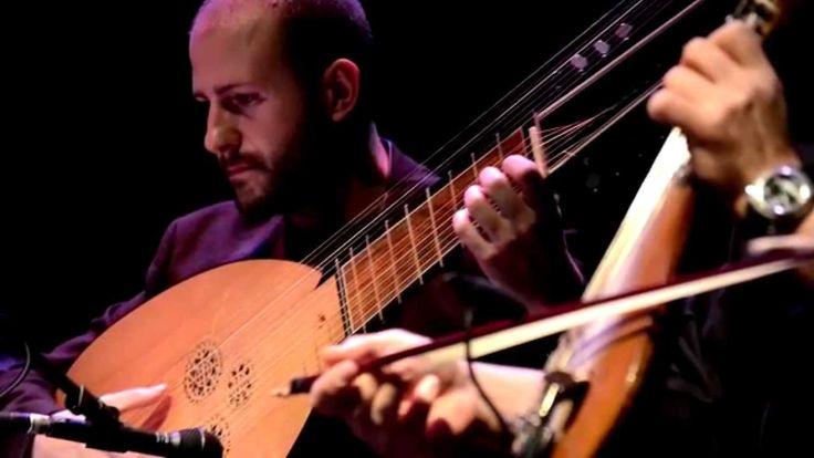 Evo & Stelios Petrakis (2) Voreia monopatia - Corral de Comedias, Alcalá...