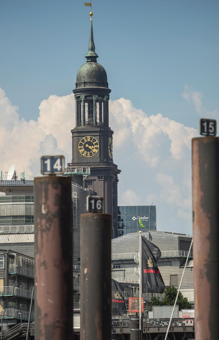 Hamburg Foto Michel und Dalben   Bildschönes Hamburg