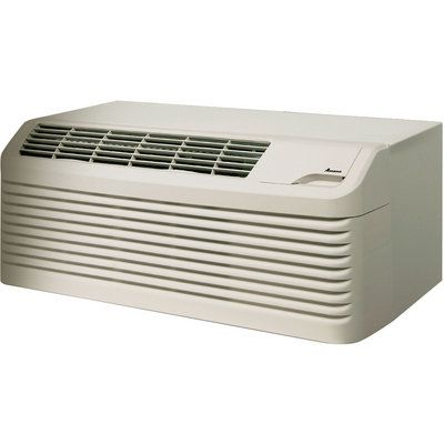 Amana Air Conditioner — 15,000 BTU Cooling/17,100 BTU Electric Heating, 42in., Model# PTC153G50AXXX