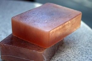 "Homemade Vegan Soap ""This recipe is SO easy even a monkey could do it """