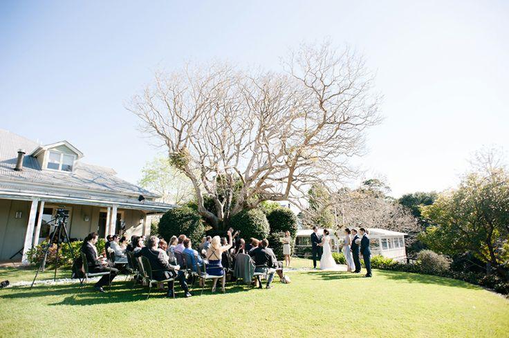 Spicers Clovelly Estate MONTVILLE | Copyright: SilverEdge Photography - Brisbane Wedding Photographers