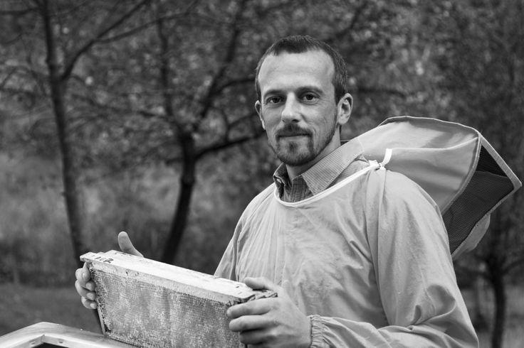 Diego, apicoltore piemontese e Presidente di CONAPI