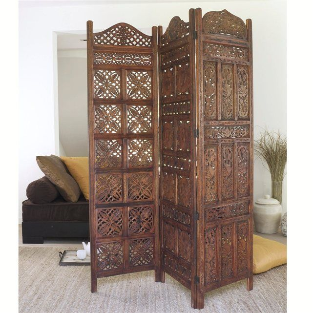 14 best wood art screen paravent images on pinterest folding screens room dividers and. Black Bedroom Furniture Sets. Home Design Ideas