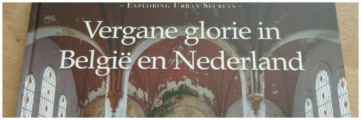 Een boek boordevol schitterende foto's van verlaten plaatsen. Vergane glorie in België en Nederland is een schitterend boek waarin je blijft kijken...
