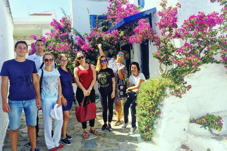 Spyrou Philoxenia Hosts Fam Trip on Skopelos for Leading Serbian Tour Operator