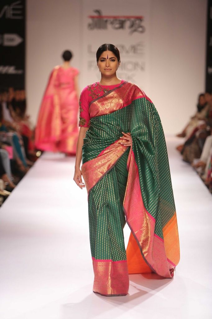 Gaurang at LFW WF 2014