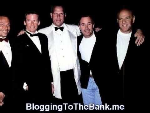 Hollywood Gay Mafia - David Geffen, Barry Diller, Sandy Gallin III