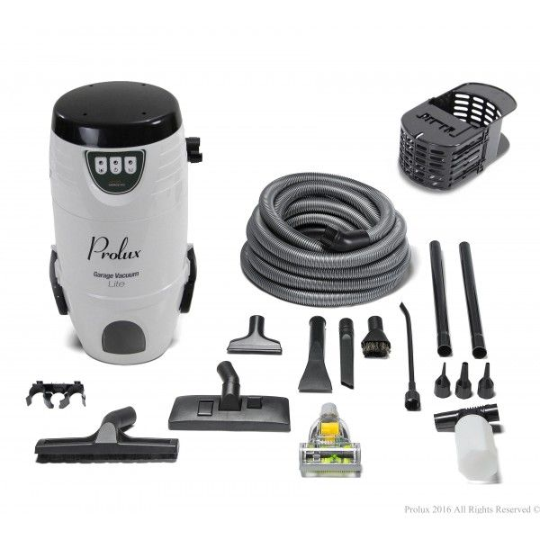 Prolux LITE Wet/Dry Garage Vacuum, Shampooer, Blower and Detailer