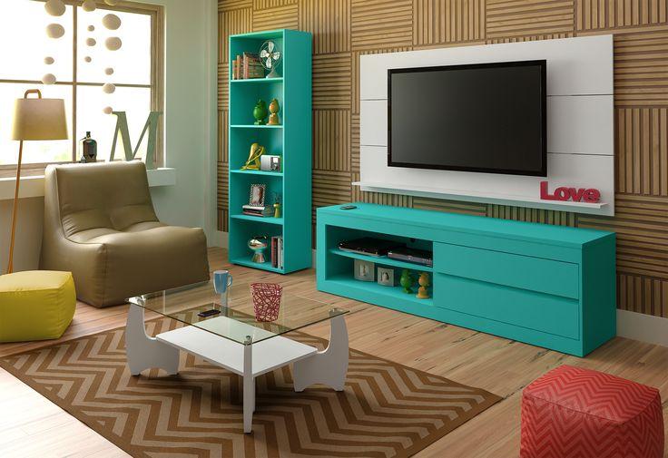 Ambiente Slim| Olympic| Fiori| Multy | Artely - Número 1 em Complementos para Sala