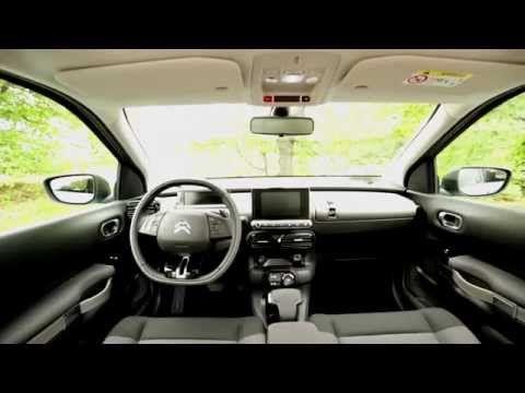 2016 Citroen C4 Cactus - Interior Design | AutoMotoTV - YouTube